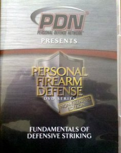 "My ""Striking Fundamentals"" DVD"