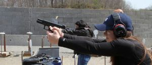 The Wrong Woman™ Introduction to Defensive Firearms