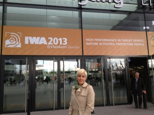 I enjoyed being at the IWA Show in Germany this year! Saw some great personal defense products that I will be reviewing. Stay Tuned :)